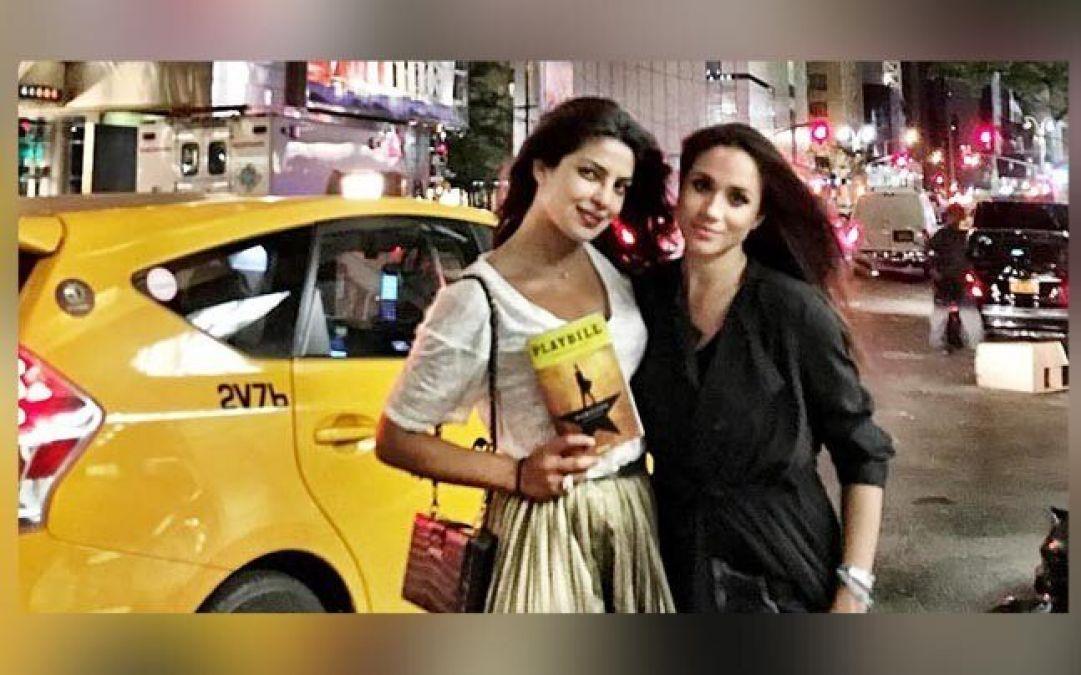 Priyanka Chopra shuns rumours of cold war with Meghan