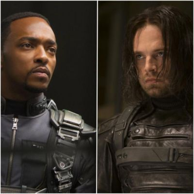 Captain America's best friends Falcon and Bucky Barnes gets their own Disney shows