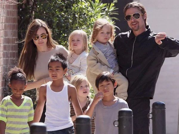 Brad Pitt to win over his kids' hearts spends $3 million amidst bitter custody calsh with Angelina Jolie