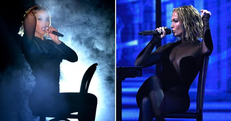 जेनिफर ने 2014 के ग्रैमी प्रदर्शन से बेयॉन्से के सिज़लिंग प्रदर्शन को किया कॉपी