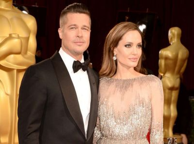 Brad Pitt feels ex-wife Angelina Jolie is using their kids for garnering coverage and publicity
