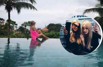 Paris Hilton is Setting Fire on Instagram