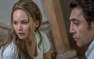 Darren Aronofsky, Jennifer Lawrence's 'mother' premiered at MAMI, and Twitter is lit