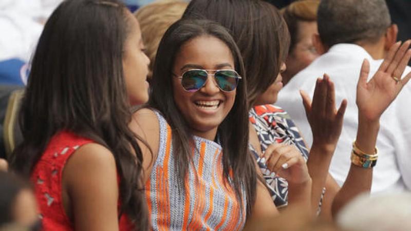 बराक ओबामा की बेटी साशा का टिकटोक वीडियो हुआ वायरल