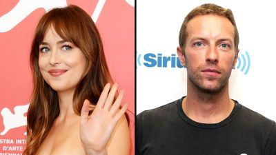 Dakota Johnson and Chris Martin ink Matching Infinity Sign Tattoos After Eight Months of Dating