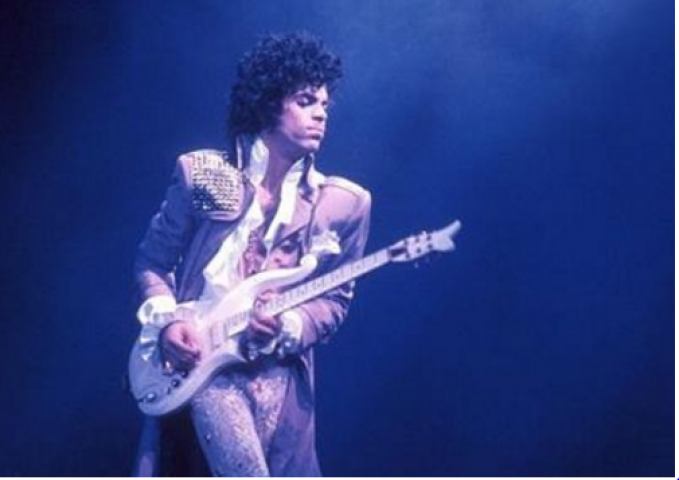 Instagram Tribute to Late Prince by Lady Gaga