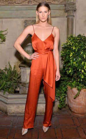 स्टीवन स्पीलबर्ग की बेटी ने मारी फैशन जगत में एंट्री