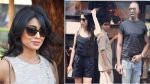The link up rumours of Shriya and Bravo is dismissed by Shriya !