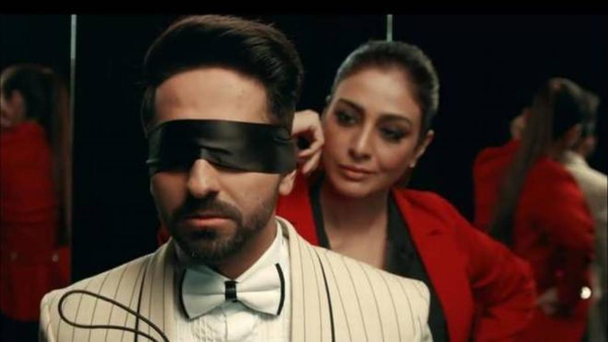 AndhaDhun  box office collection: Ayushmann Khurrana's goes strong in China