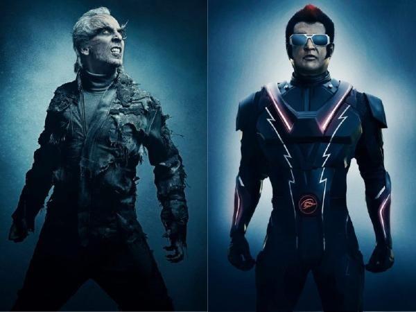 2.0 box office collection: Rajinikanth, Akshay Kumar  Shankar's sci-fi crosses Rs 150 crore mark in just 10 days