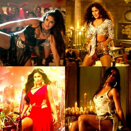 Watch video Katrina Kaif song Husn Parcham out from Zero