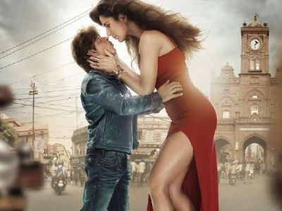 Zero box office collection :Shah Rukh Khan starrer  collects This amount  on Christmas day