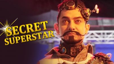 Aamir Khan's  movie 'Secret Superstar' crossed Rs 100 Crores in China