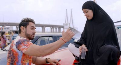 Aamir Khan's Secret Superstar crossed Rs 200 Crores mark  in just day 4