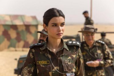 Here glimpse of Diana Penty from Parmanu - The Story Of Pokhran