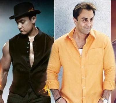 Sanju inching towards Aamir Khan starrer Dhoom 3