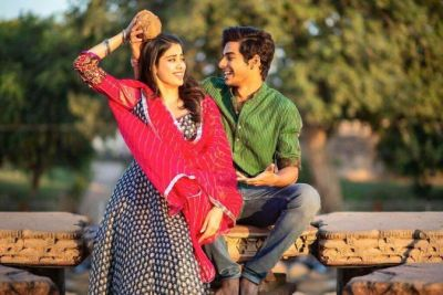 Dhadak is on its worldwide hunt, the box office collection will convince you