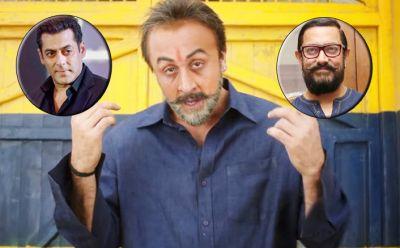 Sanju Box office collection: Salman Khan and Aamir Khan again on target