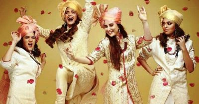 VEERE DI WEDDING MOVIE REVIEW: Girl gang change the stereo type mind set