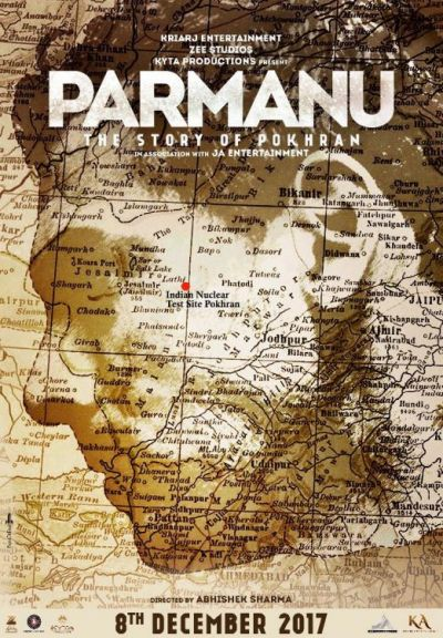 The first look of John Abraham starrer Parmanu is out