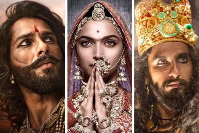 Padmaavat to be screened at the 21st Shanghai International Film Festival