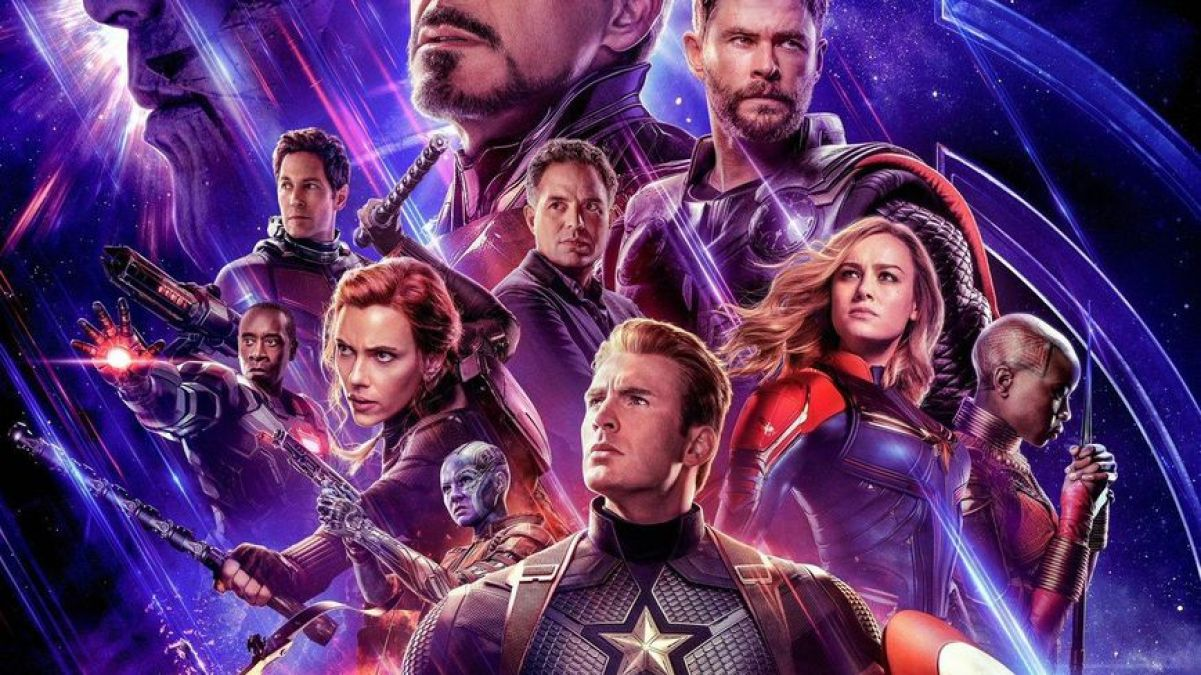 Avengers: Endgame box-office collection: The Superhero film earn this much in its first week