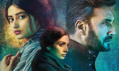 Late Sridevi starrer 'Mom' earns strikingly well, beats 'Andhadhun'