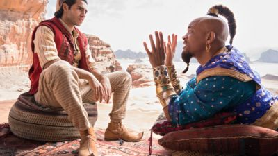Aladdin crosses $100 mn in opening weekend in US