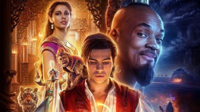 Aladdin Box Office Collection : Film witnessed an impressive growth through its opening weekend
