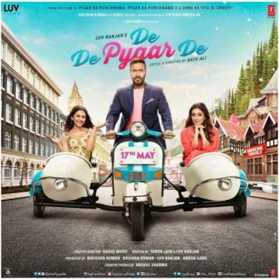 Box Office Collection: De De Pyaar De witnesses a decent weekend run at ticket window