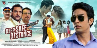 'Keep Safe Distance' trailer released; talking of acquiring Kashmir