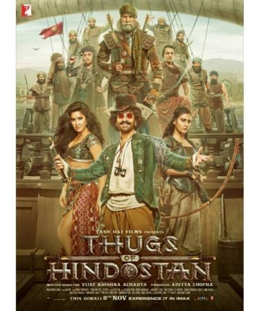 Thugs of Hindostan Box Office collection: Despite negative reviews, film enters 100 club