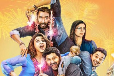 Rohit Shetty movie 'Golmaal Again' non-stop Box office collection continue