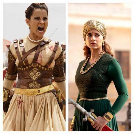 Manikarnika: The Queen of Jhansi ; Watch Kangana Ranaut's new Fierce look