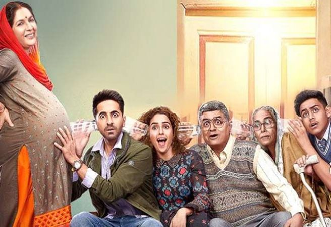 Box office collection of Badhaai Ho: Film's content and performance attracts audience on Day 3