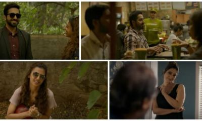 Anadhadhun Trailer Out: Can be Best Thriller Film with a trio of Ayushman-Tabu and Radhika