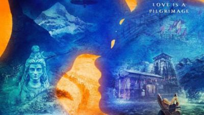 Sushant Singh Rajput shares the first poster of Kedarnath