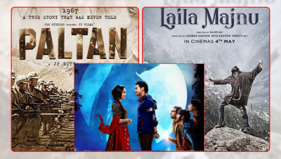 Stree still on top of Platoon and Laila Majnu at Box office, know the figures