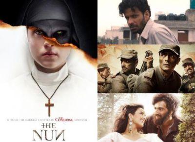 Box office collection: The Nun terrifies Laila-Majnu, Paltan and Manoj Bajpai
