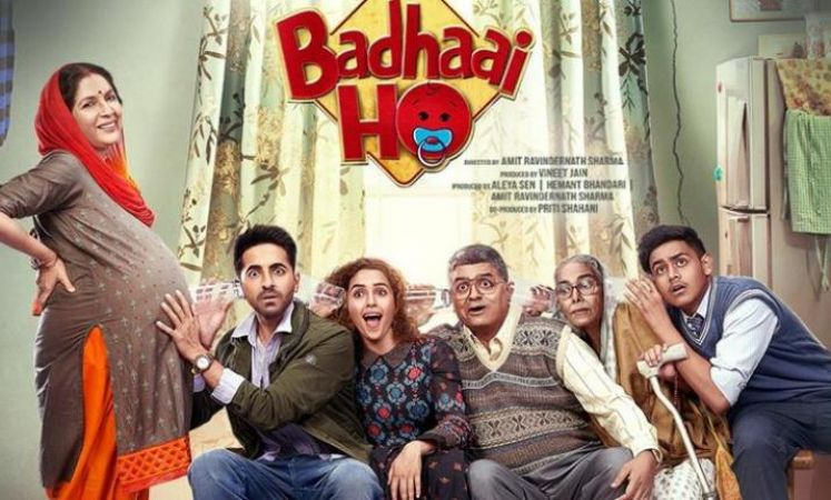 Badhaai Ho trailer is out: Ayushmann Khurrana's  good news will give u goosebumps with laughter this Dussehra
