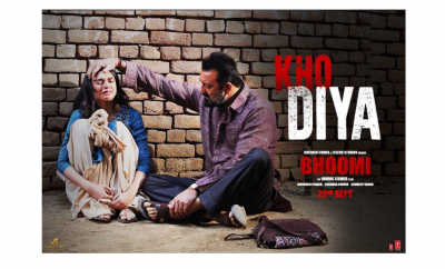 'Kho Diya' from Bhoomi shows an emotional side of a father-daughter relationship