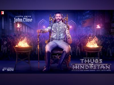 Meet Lord John Clive the ruthless villain of 'Thugs of Hindostan'