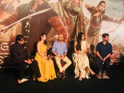 Watch Thugs of Hindostan trailer is out