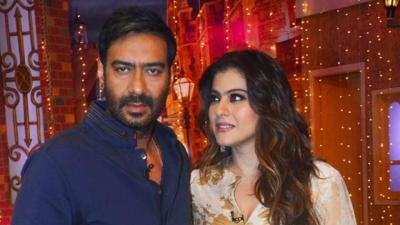 Ajay Devgn turns 50 today, Kajol takes a dig at her husband