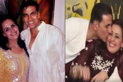 Akshay Kumar's  Sister Alka Bhatia keep away from the limelight, know facts about her….