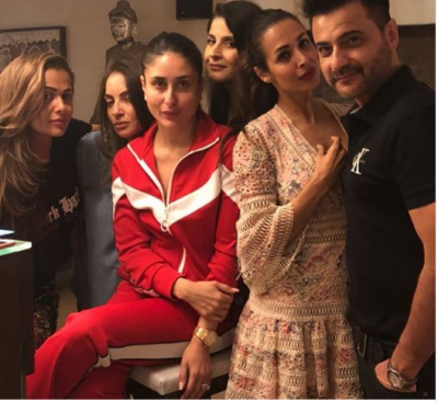 Kareena Kapoor Khan celebrated Easter day with close friends