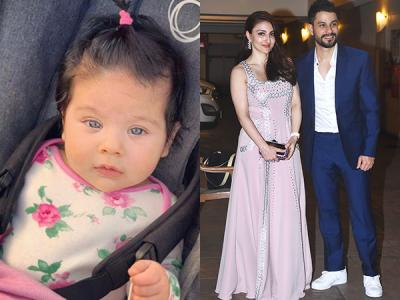 Soha Ali Khan says she think there is going to be a lot of Kunal in her daughter Inaaya