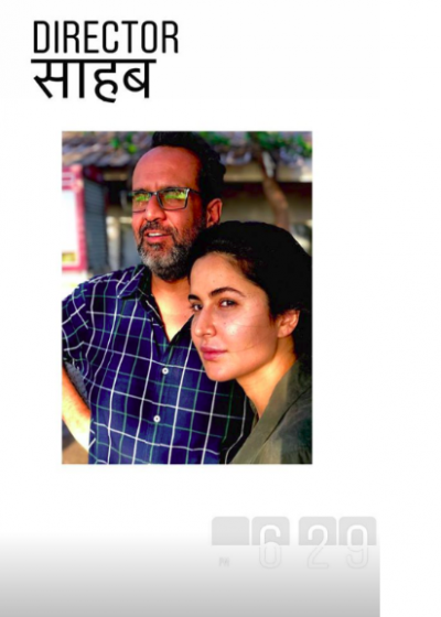 Katrina Kaif shares a lovely picture with Aanand L Rai