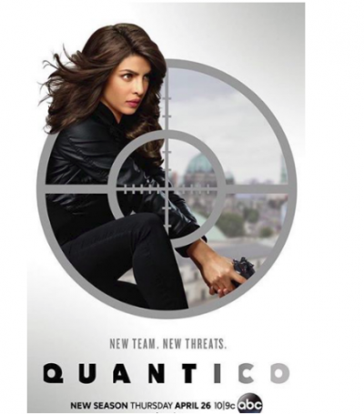 Have a look, Quantico 3 new poster out