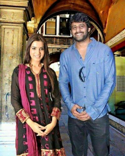In Samantha Akkineni to romance Bahubali actor Prabhas in her next film?